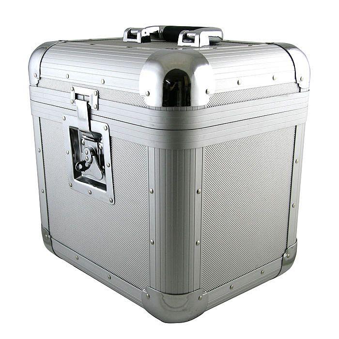 Citronic CVA50 Aluminium DJ 12 Inch Vinyl Record Box Flight Case 50   eBay