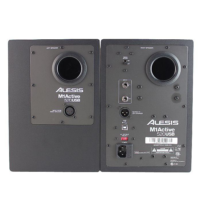 Alesis M1 Active 520 : alesis m1 active 520 usb studio monitors pair ebay ~ Hamham.info Haus und Dekorationen