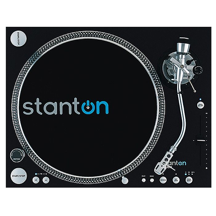 Stanton ST150 Digital Super High Torque DJ Turntable