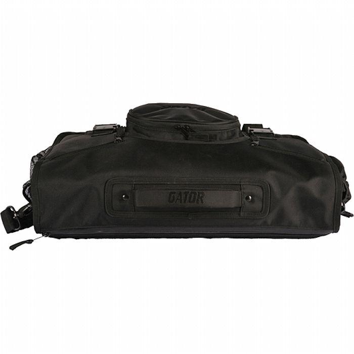 gator gclub control dj bag for dj controller laptop headphones. Black Bedroom Furniture Sets. Home Design Ideas