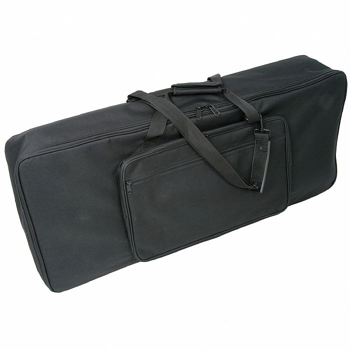 chord electronic keyboard bag carry case 45cm w x h x 15cm d black ebay. Black Bedroom Furniture Sets. Home Design Ideas
