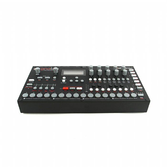 elektron analog four synthesizer ebay. Black Bedroom Furniture Sets. Home Design Ideas