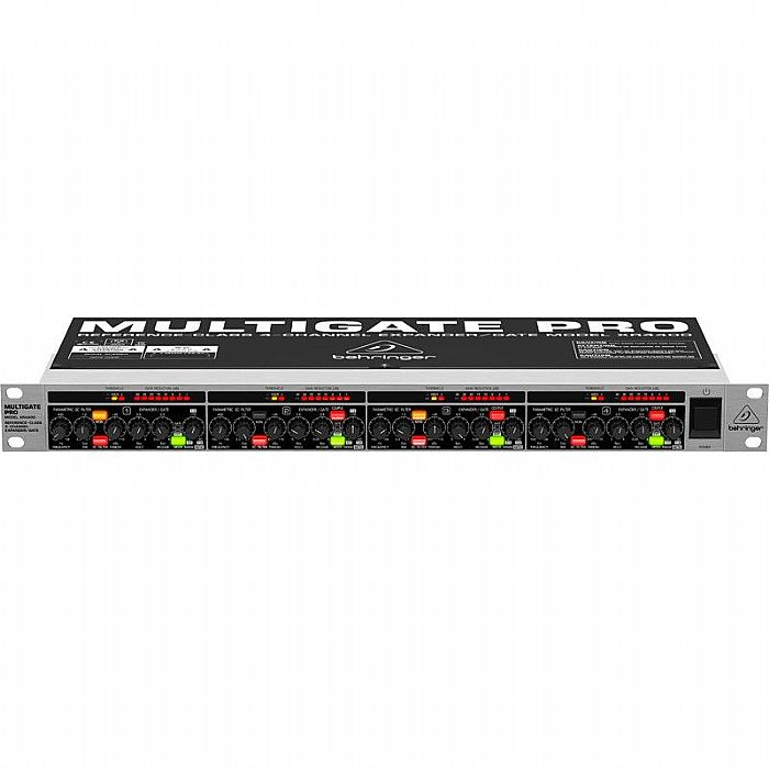behringer xr4400 multigate pro reference class 4 channel expander gate ebay. Black Bedroom Furniture Sets. Home Design Ideas