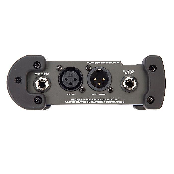 Samson S Monitor Headphone Amp
