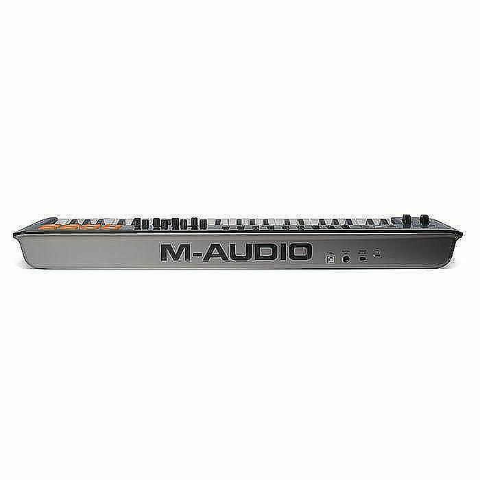 m audio oxygen 49 mk4 usb midi keyboard controller with ableton live lite s ebay. Black Bedroom Furniture Sets. Home Design Ideas