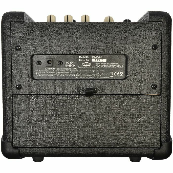 vox mini 3 g2 portable modelling guitar amp classic ebay. Black Bedroom Furniture Sets. Home Design Ideas