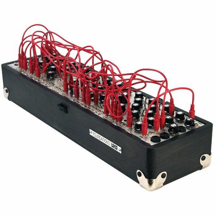 pittsburgh modular foundation 3 1 modular synthesizer ebay. Black Bedroom Furniture Sets. Home Design Ideas