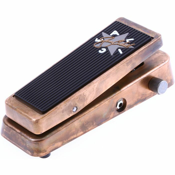 Dunlop Jc95 Jerry Cantrell Signature Cry Baby Wah Wah