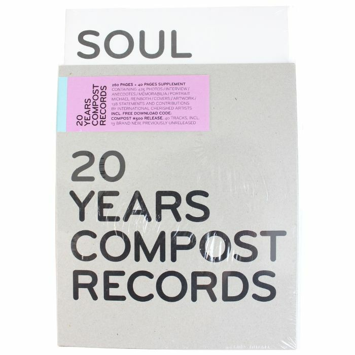 Soul/Love: 20 Years Compost Records | eBay
