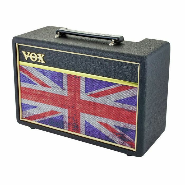 vox pathfinder 10 union jack bk combo solid state guitar amp ebay. Black Bedroom Furniture Sets. Home Design Ideas